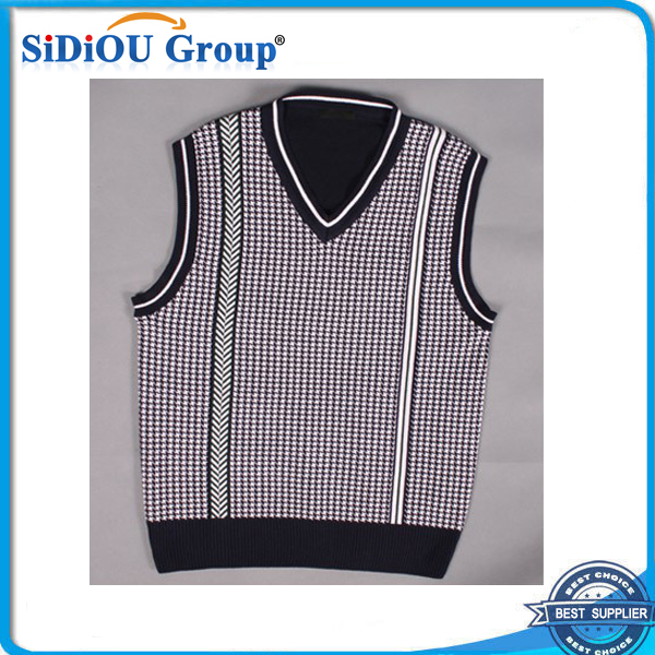 Men's Nice Sweater And Knitwear V Neck Pullover