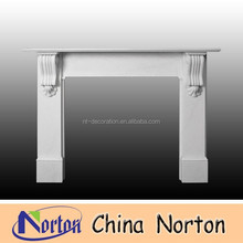 composite stone fireplaces mantel NTMF-F194