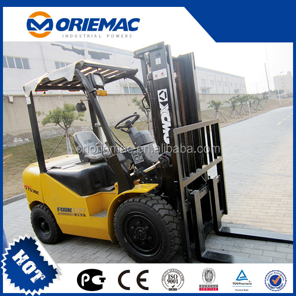 XCMG official manufacturer XT530C Internal Combustion new Forklift price