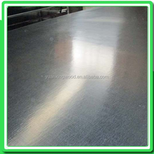 Aluminum faced and cored plywood