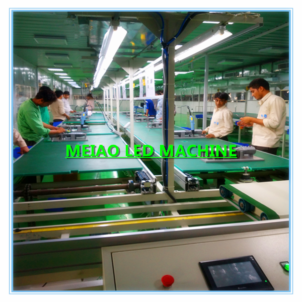 Tooling plate automatic assembly line For electronics prodction