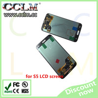 for samsung galaxy s5 lcd with touch screen, touch screen digitizer assembly for S5