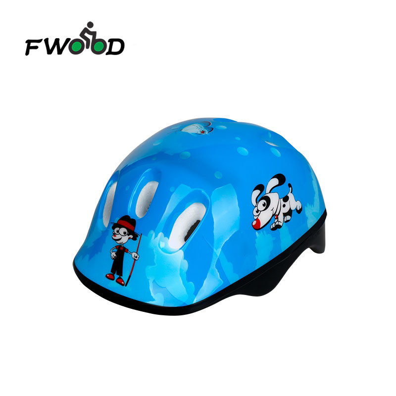 Child safety EPS+PC helmet made in China