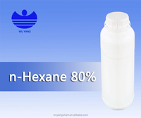 High Purity 80% n-hexane 110-54-3