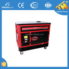15kva Silent Moveable Home Use Road Use Diesel Electric Generator Price