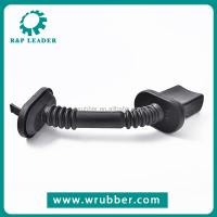 Nice quality dustproof custom car door rubber connector seal