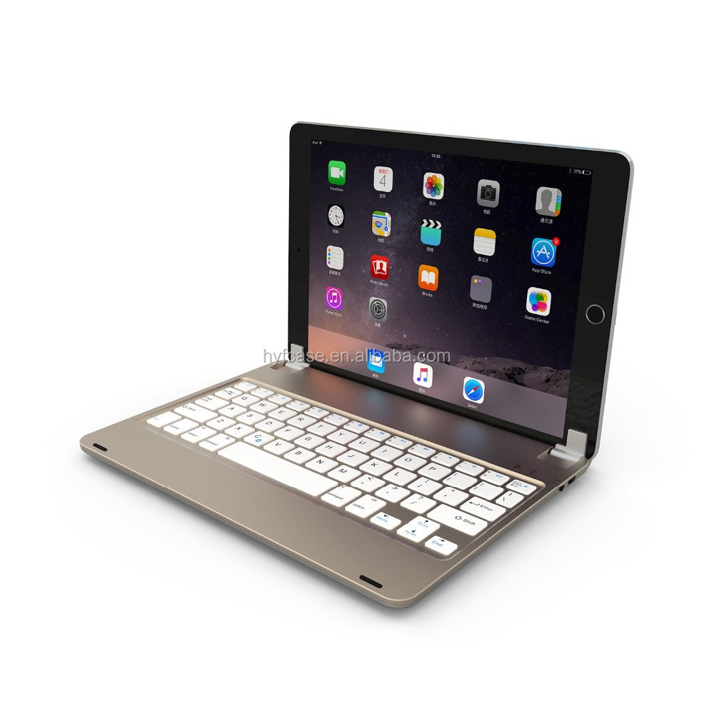 Bluetooth keyboard hard plastic cover for iPad Air,for apple ipad air keyboard case