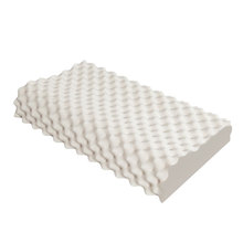 Hot-Selling anti-bacteria latex pillow, factory supply latex foam pillow