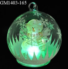 Clear glass christmas ball ornaments bulk