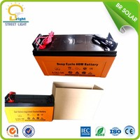 Intelligent Best Price Guaranteed 12v rechargeable valve regulated lead acid battery