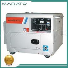 Promotional water cooled diesel generator electric power