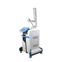 2018 bester medical beauty machine good quality professional rf excited co2 fractional laser