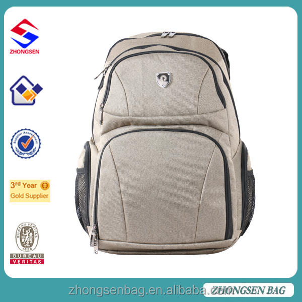 wholesale 2017 new fashion school bag /sport backpack /travelling canvas back pack