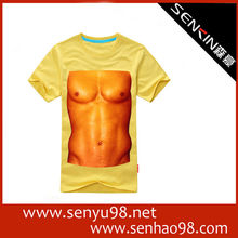 Printing Heavy weight cotton high quality t shirt
