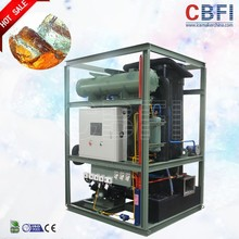 Automatic Industrial and commercial Tube ice making machine for ice factory