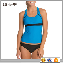 Comfortable And Fit 2014 Tankini Swimwear Sale New Design Plus Size Swimwear Outlet