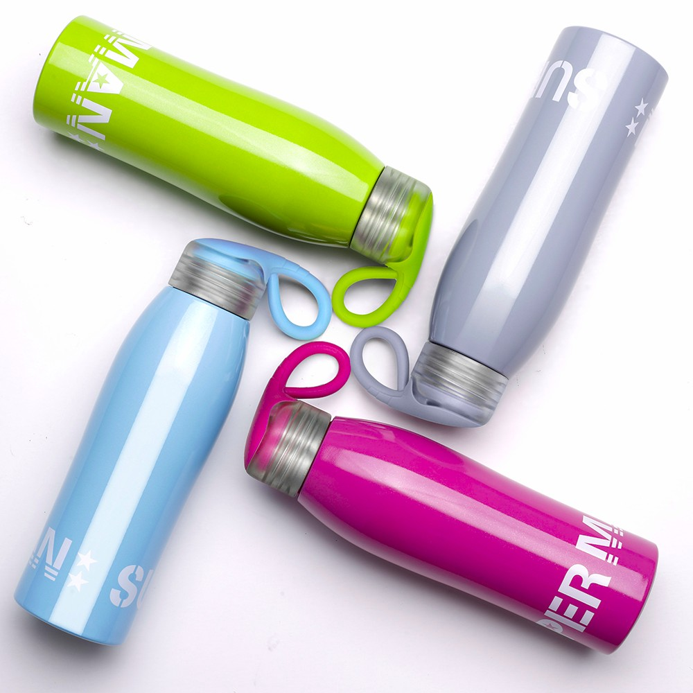 Double wall antique insulated stainless steel drink bottle of <strong>water</strong>