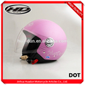 Most demanded products UV paint HD-592 scooter helmet for sale