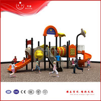 LLDPE plastic animal series outdoor play equipment