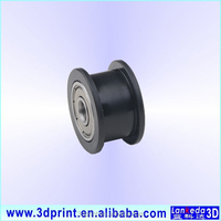 smooth plastic idler pulley for Openbuilds V-Slot rail on sale