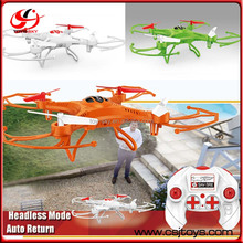 Toysky New Small drone toy X13 2.4G 6Axis China RC Quad Copter with three color