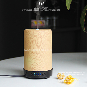 Electronic Aroma Diffuser In Humidifier With Esseatial Oil And CE Rohs Certification