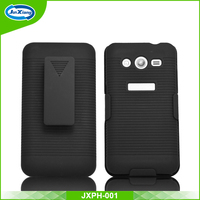 Manufacture rotating clip holster kickstand case for Samsung galaxy core 2