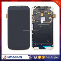 Paypal acceptable!!! lcd digitizer assembly lcd screen for samsung galaxy S4