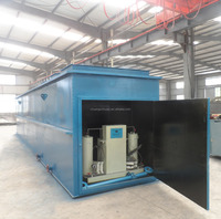 Package MBR plant for sewage/effluent/waste water treatment