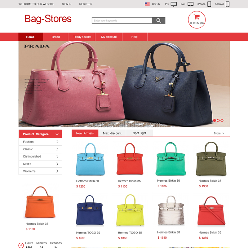 bag selling web top best c2c websites templates for sale,custom website design earn money online,website design and development