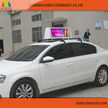 Worldwide Quality P5 LED Taxi Top Advertising Billboard Signs for Sale LED Display for Taxi Roof