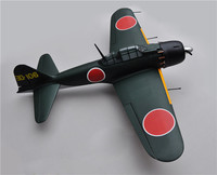 ZERO FIGHTER-46 V2 adults outdoor rc fiberglass warbirds airplane