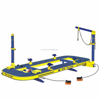 Uniliner flexible platform auto body collision repair system/car bench UL-L189