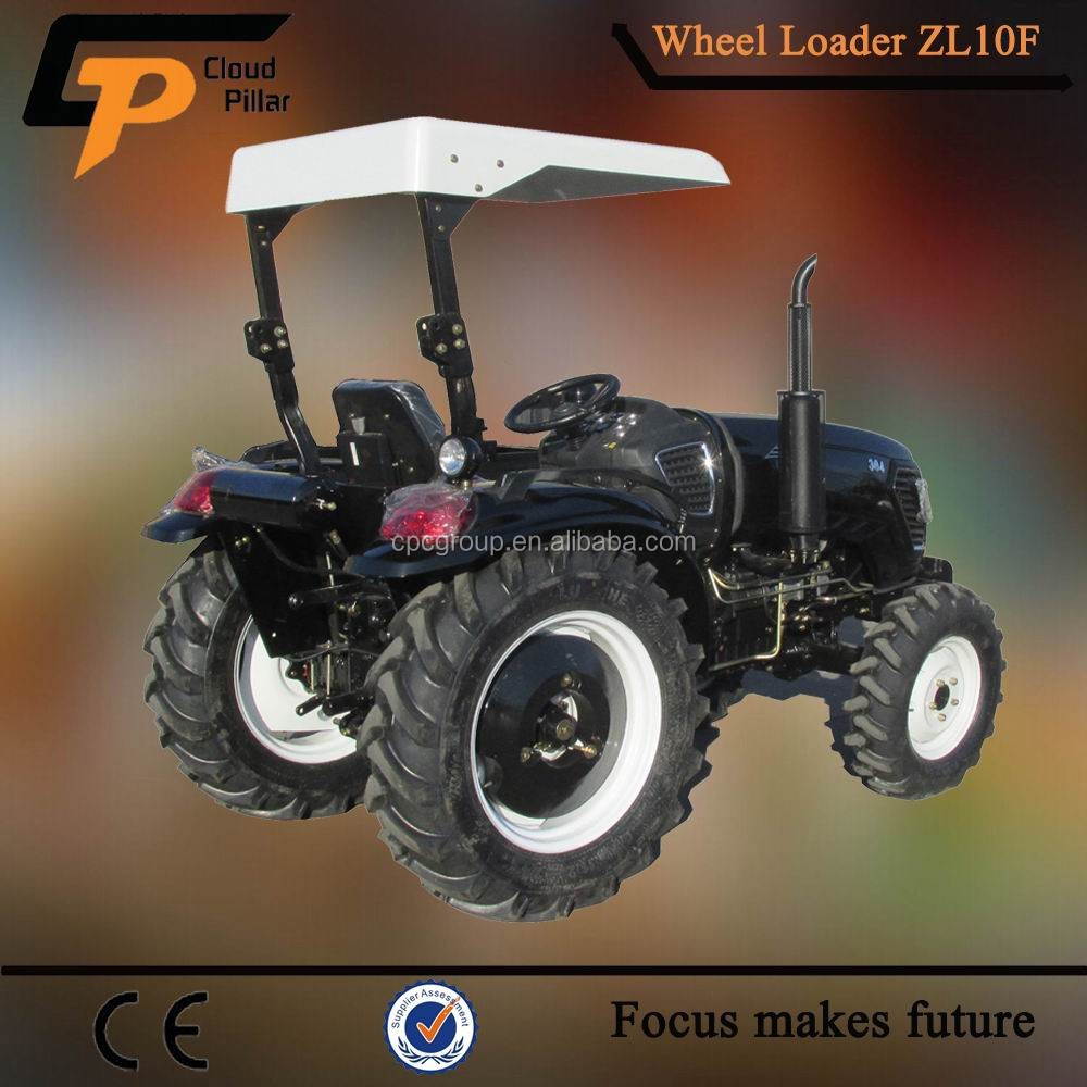 hot sale agriculture machinery water cooled vertical diesel engine powered small farm tractor