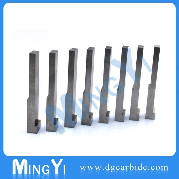 Special square cutting punch for die press mold parts