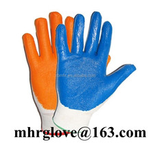 Brand MHR gloves work Wholesale PPE suppliers Nylon Nitrile coated working safety gloves mineral