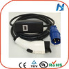 Type1 10A / 16A / 32A Adjustable Portable EV Charging station / electric vehicle control box
