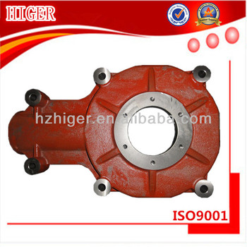 HGMC-L015 custom electric sand iron casting parts