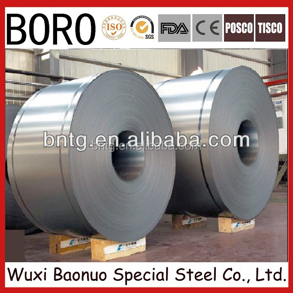 Hot searching product NO.4 finish 304 stainless steel coil