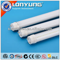 Traditional t8 t9 t10 t12 tube light replace led tube light 18w 22w 30w 40w ETL TUV DLC SAA Approved smd led 8w