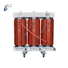 SC (B) type 10.5kv 350kva Aluminium Alloy Shell Cast Resin Dry type Transformer