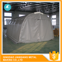 JQR1220 Hard Shell Metal Carport Car Top Tent For Outdoors