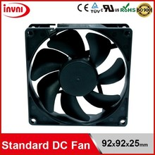 Standard SUNON 9225 DC Laptop Axial Flow 12 Volt National Cooling Fan 92x92x25 mm (EE92251BX-0000-A99)