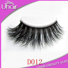 3D Mink False Eyelashes Manufacture Free Lash Samples with private label mink eyelashes
