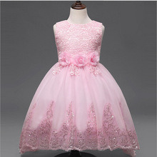Kids Clothes Wholesale Online Party Wear Dresses For Girls Of 2-6 Years