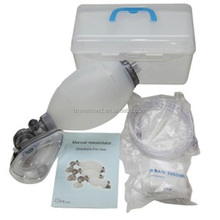 reusable resuscitator kit