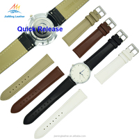 Classic Genuine Leather Interchangeable Watch Strap For Ladies And Man