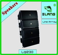 12 inch LQ1230 linear array best linear speakers