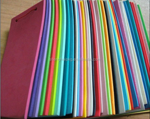High quality colored EVA foam pad/EVA foam sheet