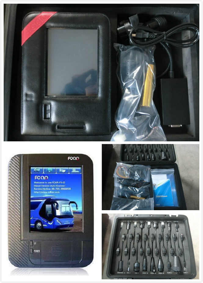 HIgh quality and low price <strong>r</strong> F3-D Fcar auto diagnostic tool for Cars and trucks